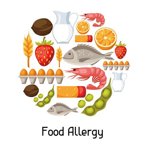 アレルギー表示対象品目